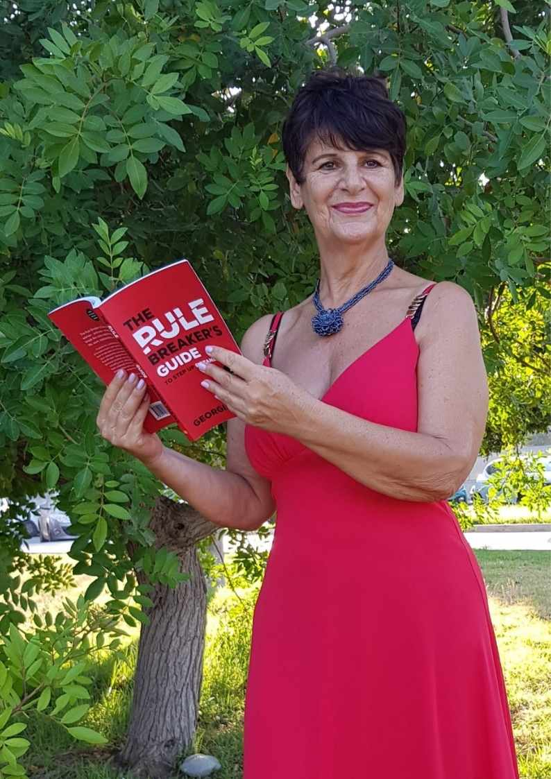 Meet Georgia Varjas Book Writing Coach and Bestselling Author